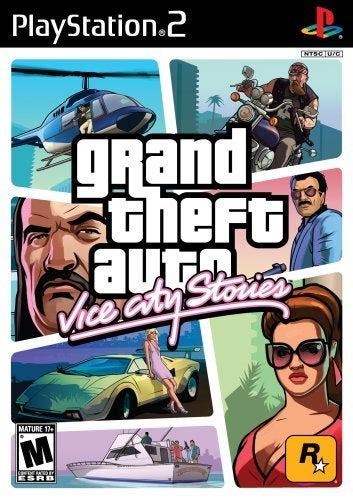Grand Theft Auto: Vice City Stories - PlayStation 2 - IGN
