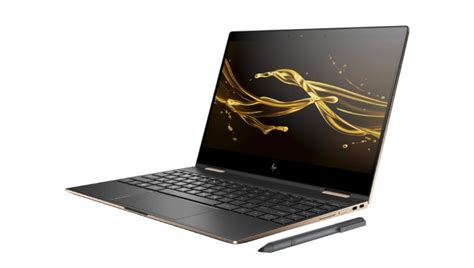 HP launches next-generation Spectre x360 laptops in India