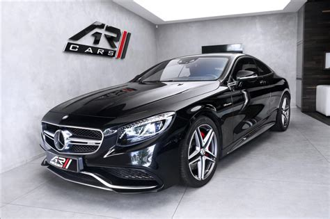 Mercedes-Benz Třídy S S63 amg coupe 4matic EDITION1 | AR