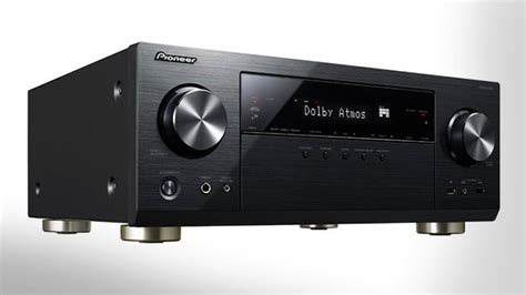 Pioneer unveils trio of new AV recievers – and they all
