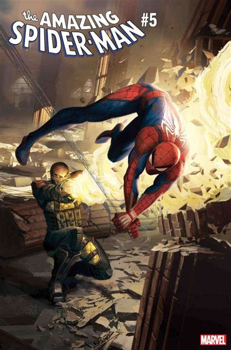 Insomniac's Spider-Man to join Marvel comic book canon