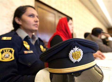 » POLICY BRIEF: The Role of Pakistani Policewomen in
