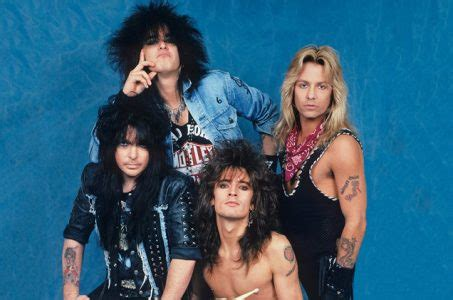 This day in Music History- Oct 5- Motley Crue pretend to