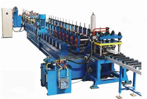 16 Main Rollers Cold Rolling Machine For Steel / Metal CZ