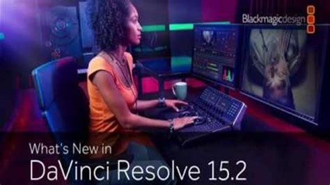 What is new in DaVinci Resolve 15