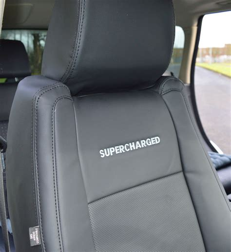 Range Rover Sport Supercharged Waterproof Tailored Seat Covers