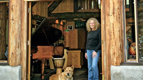 Carole King's Idaho Home | Architectural Digest