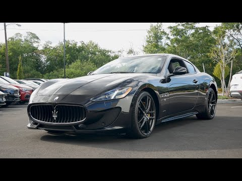 116 Maserati GranTurismo HD Wallpapers | Background Images