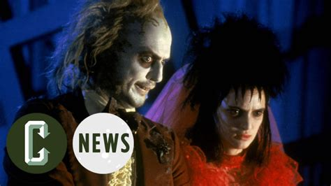 Beetlejuice 2 - Winona Ryder Gives Update on the Sequel
