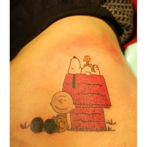 9 Peanuts Tattoos To Drool Over | ForeverGeek