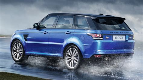 2015 Range Rover Sport SVR - Wallpapers and HD Images