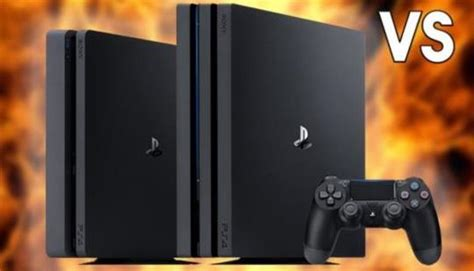 Versus - PS4 Pro vs PS4 Slim: Tech Breakdown and Which One