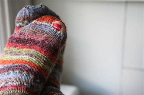 How to Fix a Hole in Your Sock   EcoParent magazine