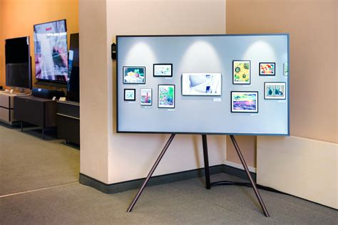 The Frame From Samsung – Like A Television, Painted – HiFi