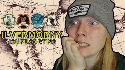 ILVERMORNY HOUSE SORTING - Harry Potter Pottermore - YouTube