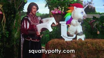 Squatty Potty TV Commercial, 'This Unicorn Changed the Way
