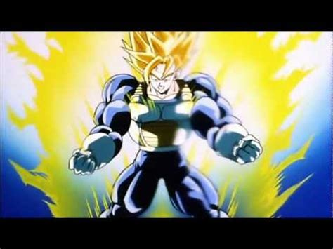 DBZ - Goku Shows Gohan His Power in the Hyperbolic Time