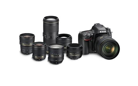 Recommended Nikon D610 Lenses - Daily Camera News