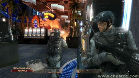 Tom Clancy's Rainbow Six: Vegas Review / Preview for Xbox