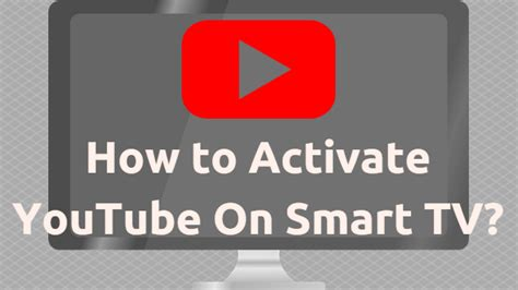 How to Activate YouTube On Smart TV - TheAndroidPortal