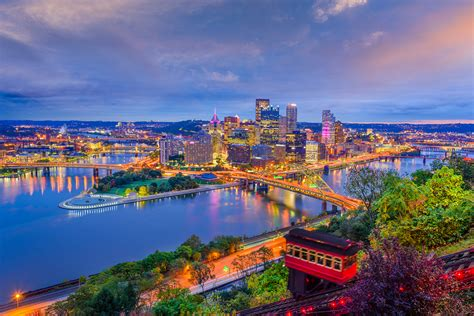 Pittsburgh forges a new future, remaking iconic steel town