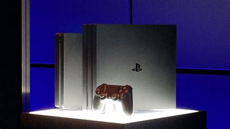 Charted: Comparing the PS4 Pro, PS4 slim and the OG PS4