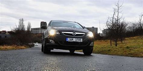 Test: Opel Astra ST 2